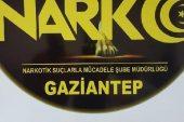 Gaziantep'te 5 kilo eroin, 809 uyuşturucu hap ele geçirildi