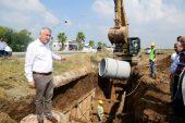"""Başkan Zeydan Karalar, """"5 yıl bitmeden Adana'mızda susuz, arıtması olmayan yer kalmayacak."""""""