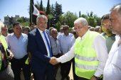 Başkan Zeydan Karalar'dan Yörük diyarı İmamoğlu'na içme suyu hizmeti
