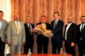 MÜSİAD'tan OSB'ye Ziyaret