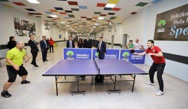 Başkan Fadıloğlu: Spor motivasyonu arttırıyor