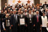 Gaziantep Ticaret Odası 5 yıldızlı oda oldu