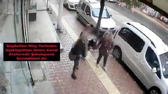 350 Bin Dolar Çalan Kadınları Güvenlik Kamerası Yakalattı