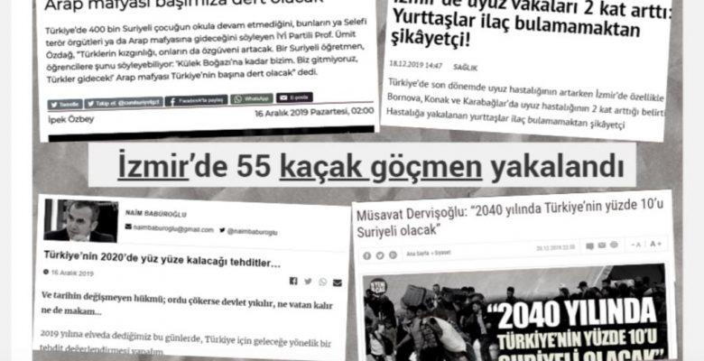 Medyanın Mülteci Hakları Karnesi