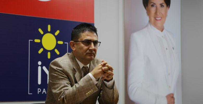 İYİ Parti Gaziantep'ten Yeni Emniyet Müdürüne Sitem