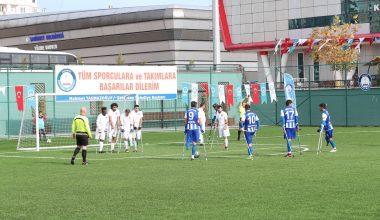 Şahinbey Ampute Farklı Kazandı: 11-0