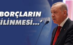 Erdoğan'dan KYK borçları için açıklama!