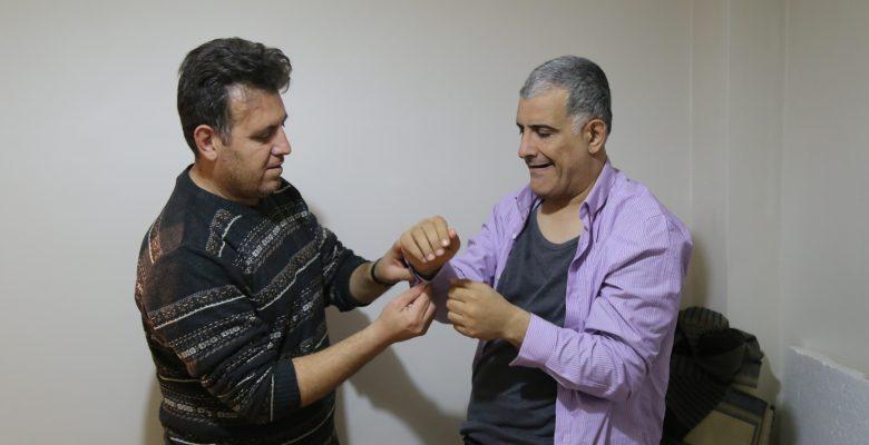 Elif Kısa'nın serbest bırakılmasını isteyen işitme engelli Ahmet kampanya başlatıyor