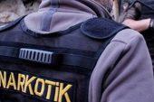 Gaziantep'te uyuşturucu operasyonu: 3 gözaltı