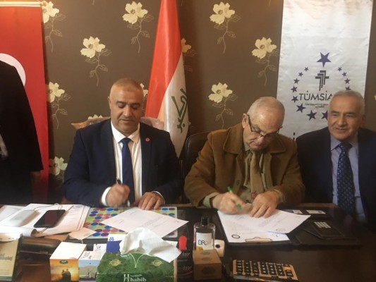 Şanlıurfa ve Irak arasında anlaşma!