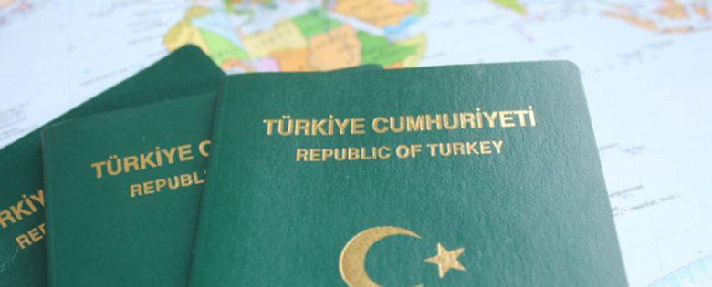 """Hukukçulara """"Yeşil Pasaport"""" düzenlemesi"""