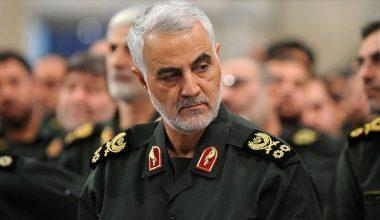 ABD İran'ın önemli komutanını öldürdü, dünya alarmda