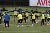 Fenerbahçe'de Gaziantep FK hazırlıkları sürüyor