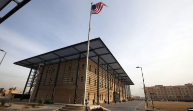 'ABD Vatandaşları Irak'ı Derhal Terk Edin'