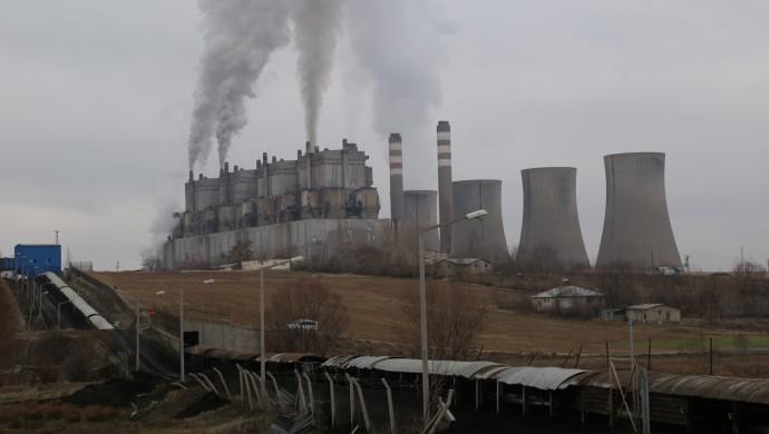 Filtre takmayan Afşin-Elbistan Termik Santrali mühürlendi