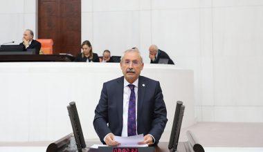 """CHP'li Kaplan: """"Yüzde Yüz Riskle Çalışan Gruba Yapılan Ek Ödeme Yüzde 50 Dahi Değil!"""""""