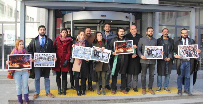 24 Ocak Pakistan'daki Avukatlara İthaf Edildi