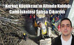 Küçükcan'ın Mezarı Olan Tahtalar Satışa Çıkarıldı