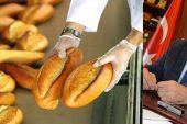 Gaziantep'te Ekmeğe Zam