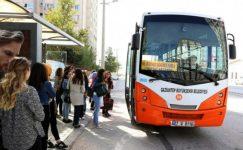 Toplu Taşıma Ücretlerine Zam Geldi