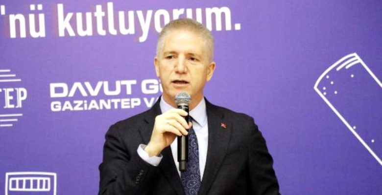"""Vali Gül'ün 24 Temmuz mesajı: """"Basın demokrasinin güvencesidir"""""""