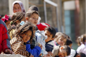 Suriye'de beş milyon çocuk kayıp!