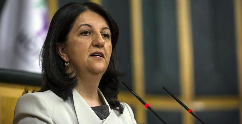 HDP Eş Genel Başkanı Buldan: Güçleri ancak tweet atana yetiyor