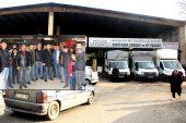 Esnaftan Belediyenin Yıkım Kararına Tepki