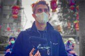 YouTuber Çin'e gitti; virüs teşhisi konulanların kaldığı hastaneyi çekti