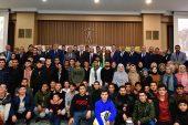 Umre'den Dönen Öğrenciler Protokolü İle Bir Araya Geldi