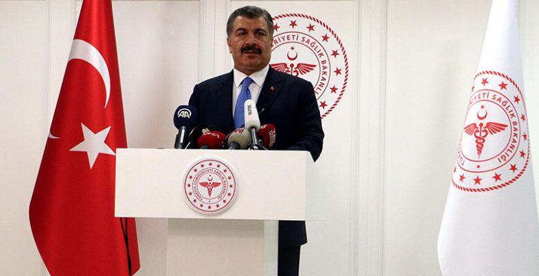 Sağlık Bakanı'ndan gece yarısı açıklama: Size üzücü ama korkutucu olmayan haberi vermek istiyorum…