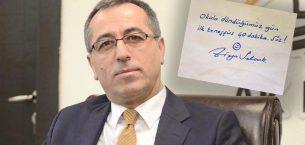 Belediye Başkanı Güngör'den çocuklara söz: 81 ilden 81 okulumuza dondurmalar bizden
