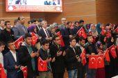Kâbe Kokulu Gençler Mehmetçiğe Dua Etti