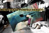 Gaziantep sokakta çatışma yaralılar var