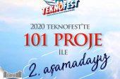 SANKO Okulları 101 Projeyle Teknofest 2020'de İkinci Aşamada