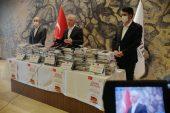 Eski Osmanlı geleneği ile iki haftada 4 milyon borç ödendi