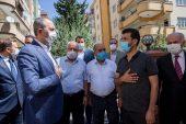 Adalet Bakanı Gül'den Duygu Delen'in ailesine ziyaret