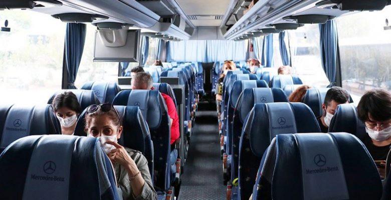 Bakanlıktan genelge: HES kodu olmayan yolcuları kabul eden araçlar 10 gün seferden men edilecek