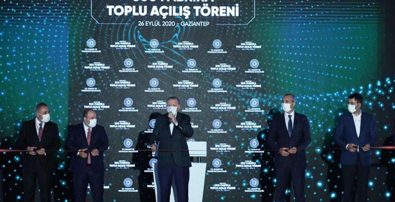 Bakan Varank, Gaziantep'teki fabrika açılışlarına yönelik iddialara cevap verdi