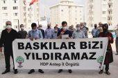 """HDP Gaziantep: """"Yenilginin Acısını Çıkarmaya Çalışıyorlar"""""""