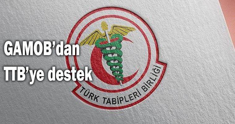 Gaziantep Akademi ve Meslek Odalarından TTB'ye destek