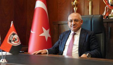 Gaziantep Futbol Kulübü Başkanı Mehmet Büyükekşi'den açıklamalar