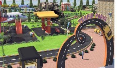 Şahinbey Belediyesi'nden çocuklara özel trafik parkı