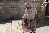 4 çocuk annesinden Mikro Krediyle evinde üretim