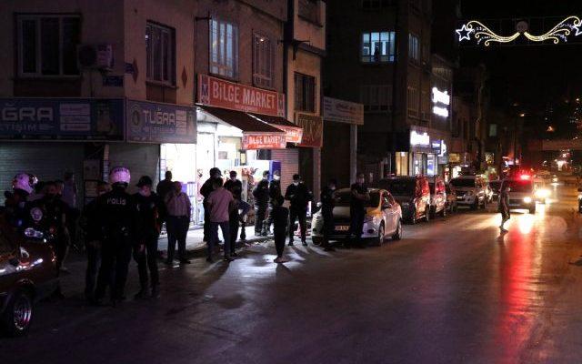 Gaziantep'te Karşıyaka polis karakoluna bombalı saldırı son anda farkedildi