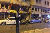 Hatay'da patlama meydana geldi, Bakan Soylu 'İkisi de elde' açıklaması yaptı