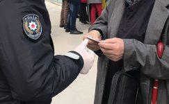 Gaziantep'te Kovid-19 tedbirlerine uymayan yüzlerce kişiye ceza