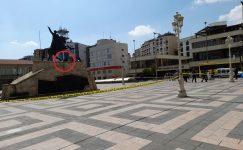 Gaziantep'te şüpheli paket alarmı