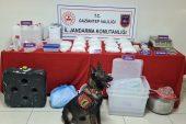 Gaziantep'te uyuşturucu imalathanesine yönelik operasyonda 4 şüpheli yakalandı