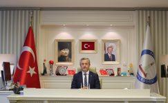 Başkan Tahmazoğlu'ndan Şehit ve Gaziler Günü kutlaması